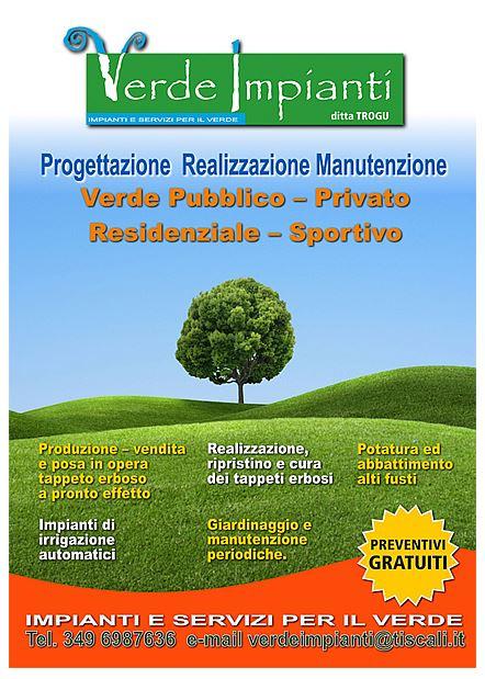 verde pubblico, giardinaggio a Oristano, Potatura alberi a Oristano, Giardiniere a Oristano